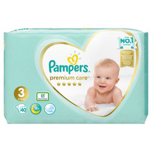 Pampers Premium Care Πάνες